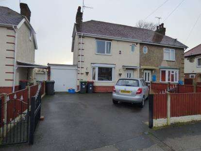 2 Bedrooms Semi Detached House for sale in Healdswood Street, Sutton In Ashfield, Nottingham, Nottinghamshire