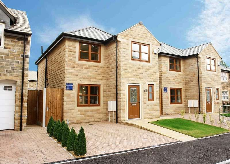 3 Bedrooms Detached House for sale in Knoll Close, Greenfield, Saddleworth