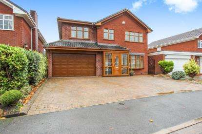 4 Bedrooms Detached House for sale in Ulverston Crescent, Lytham St. Annes, Lancashire, England, FY8