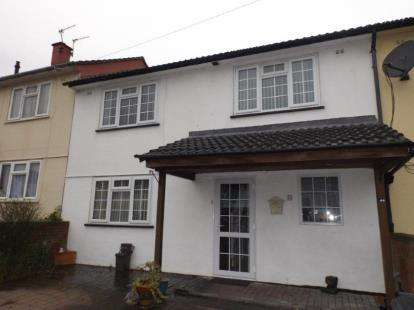 3 Bedrooms Terraced House for sale in Honey Garston Road, Hartcliffe, Bristol