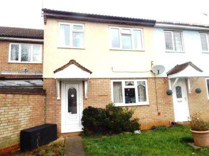 3 Bedrooms End Of Terrace House for sale in Amberley Court, Banbury, Oxfordshire
