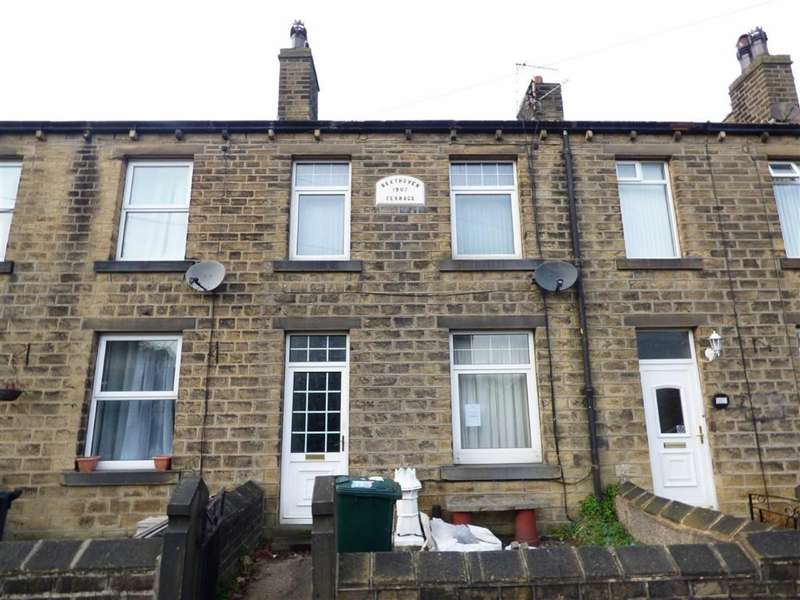 3 Bedrooms Property for sale in Leymoor Road, Golcar, HUDDERSFIELD, West Yorkshire, HD7