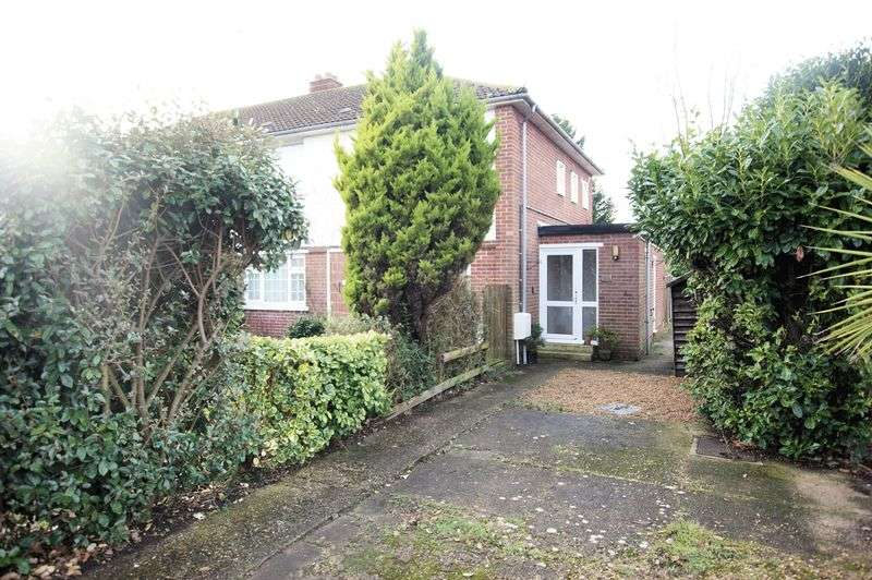 2 Bedrooms Flat for sale in Hillson Drive, Fareham