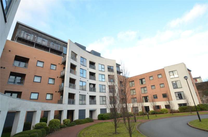 2 Bedrooms Apartment Flat for sale in Adler Way, Liverpool, L3