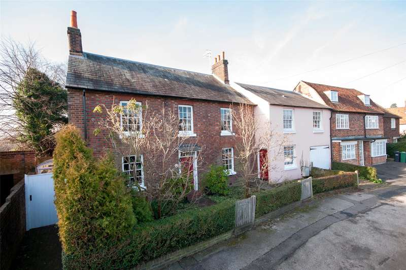 5 Bedrooms Semi Detached House for sale in High Street, Merstham, Redhill, Surrey, RH1