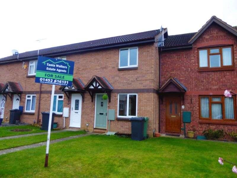 2 Bedrooms Terraced House for sale in FARMINGTON CLOSE, ABBEYMEAD, GLOUCESTER GL4 4XA