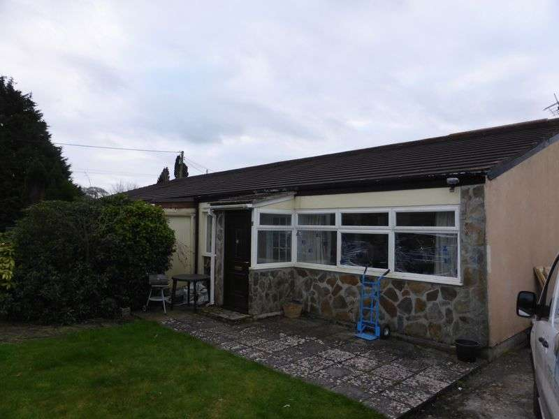 2 Bedrooms Semi Detached Bungalow for sale in Four Turnings Bungalows, Fowey