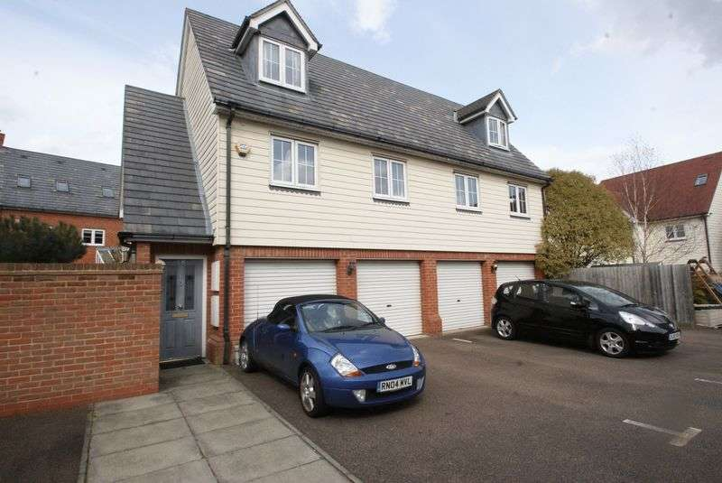 3 Bedrooms Detached House for sale in Chafford Hundred