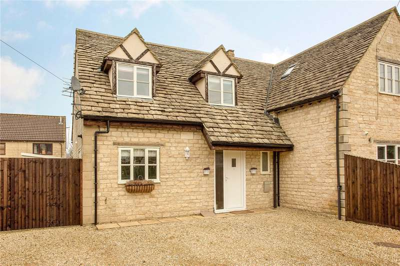 3 Bedrooms Semi Detached House for sale in Sherwood Cottages, Nympsfield Road, Forest Green, Nailsworth, GL6