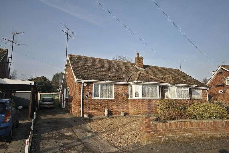 3 Bedrooms Semi Detached Bungalow for sale in Flitwick