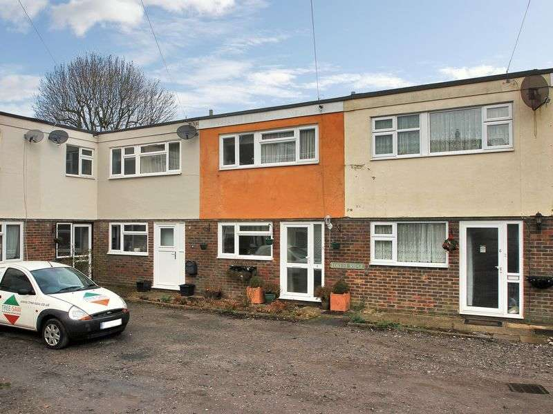 2 Bedrooms Terraced House for sale in Forest Ridge, Sharpthorne, West Sussex