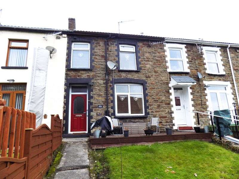 2 Bedrooms Terraced House for sale in Howard Street, Tonypandy