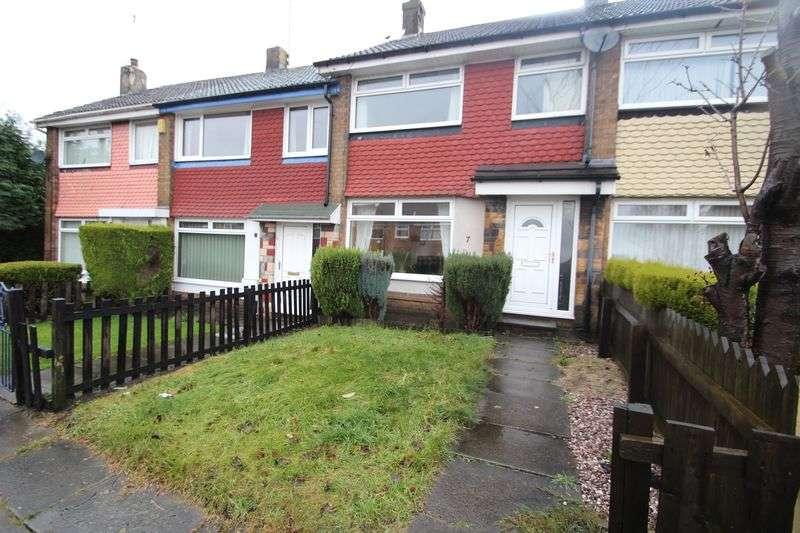 3 Bedrooms Terraced House for sale in 7 Mountain Ash, Rooley Moor, Rochdale OL12 7JD