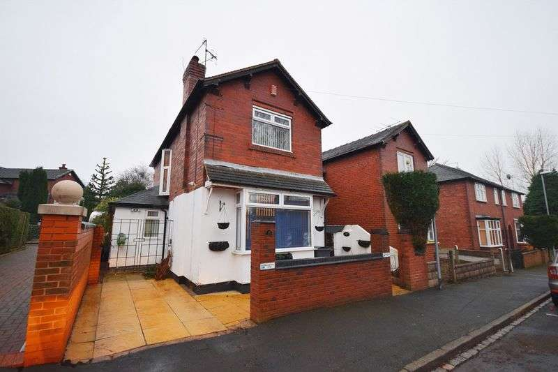 3 Bedrooms Semi Detached House for sale in Riseley Road, Hartshill