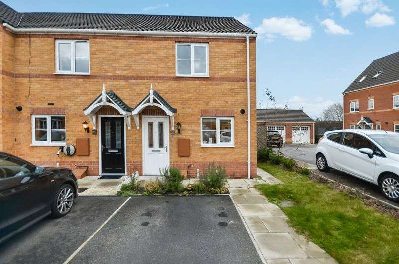 2 Bedrooms Terraced House for sale in 23 Small Bridge Close, Barnsley, S71 5SL