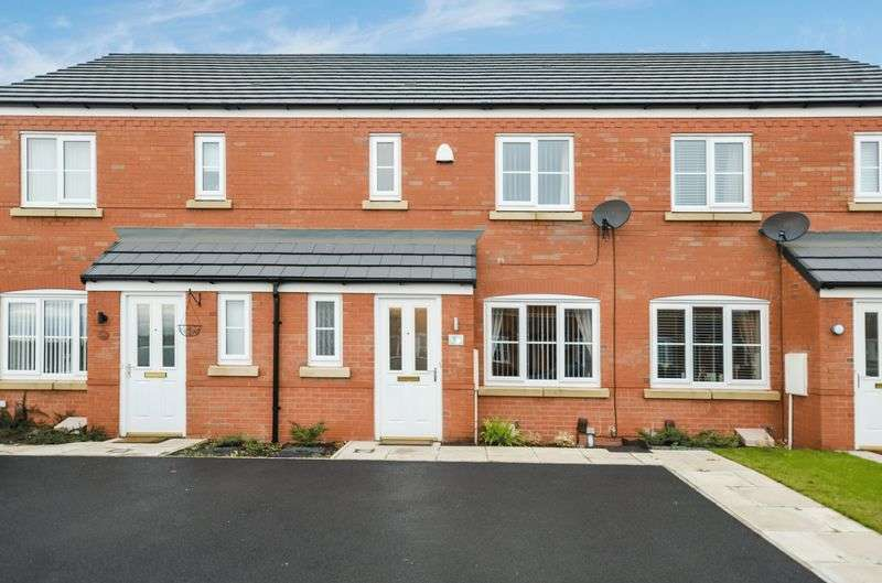 3 Bedrooms House for sale in 92 Vulcan Park Way, Newton-Le-Willows, St Helens, WA12 8AF