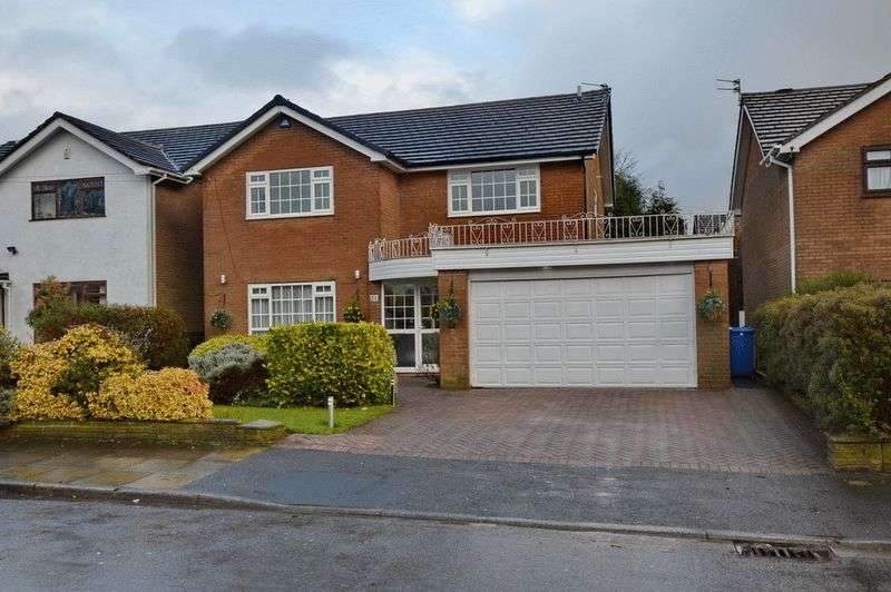 5 Bedrooms Detached House for sale in Hillingdon Road, Whitefield, Manchester