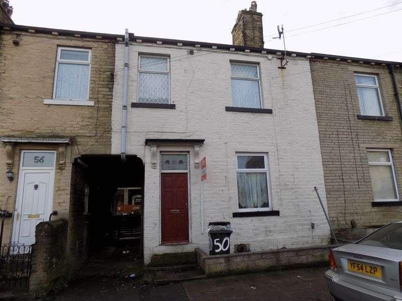 2 Bedrooms Terraced House for sale in Ward Street, Bradford