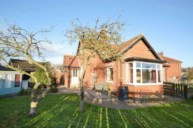 3 Bedrooms Detached Bungalow for sale in Station Road, Snainton
