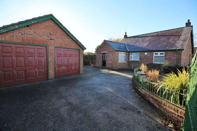 2 Bedrooms Detached Bungalow for sale in 2 Carr Lane, Hambleton, Lancs FY6 9AZ