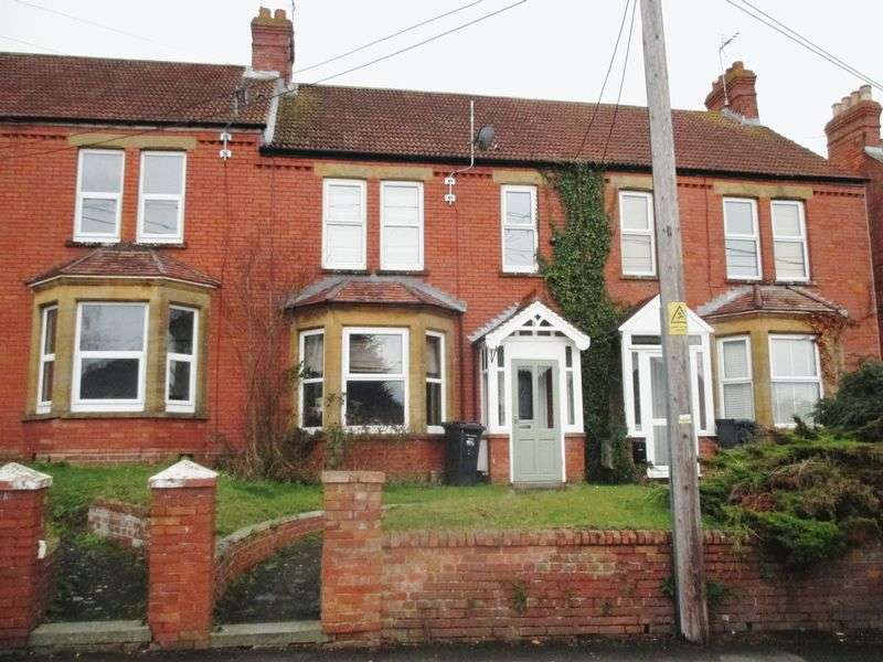 3 Bedrooms Terraced House for sale in St Michaels Avenue, Yeovil