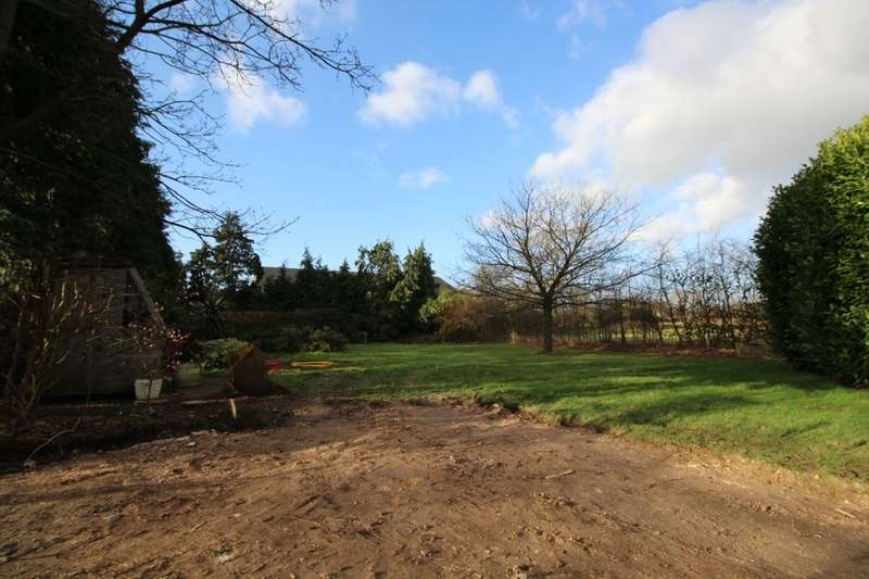 Land Commercial for sale in Land At Old School House Uttoxeter Road, Foston, Derby, DE65
