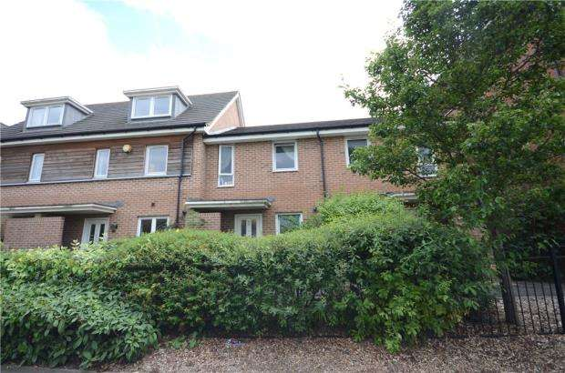 2 Bedrooms Terraced House for sale in Amersham Road, Caversham, Reading