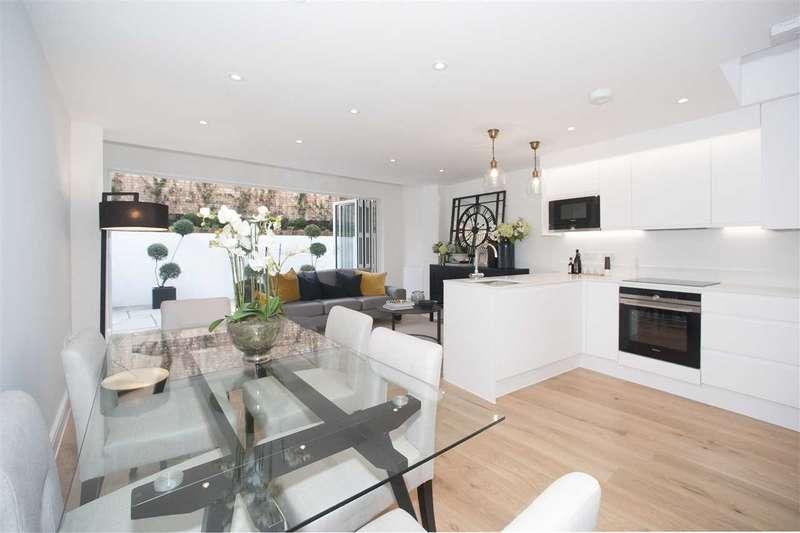 2 Bedrooms Flat for sale in Cathnor Road, Shepherd's Bush