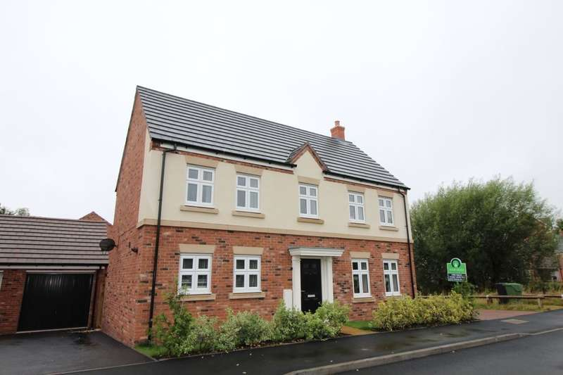 4 Bedrooms Detached House for sale in Kingcup Close, Catshill, Bromsgrove, B61