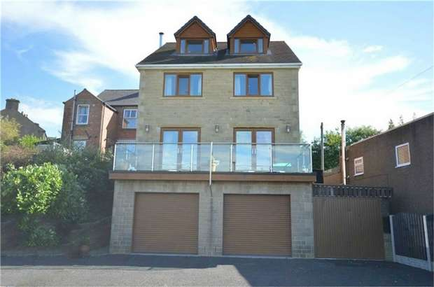 5 Bedrooms Detached House for sale in Bridge Street, Penistone, SHEFFIELD, South Yorkshire