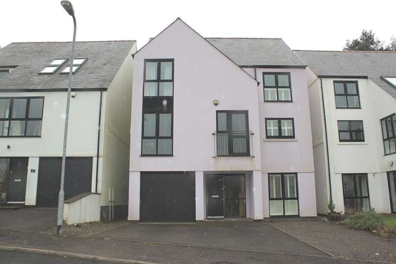 5 Bedrooms Town House for sale in Duffryn Oaks Drive, Pencoed, Bridgend