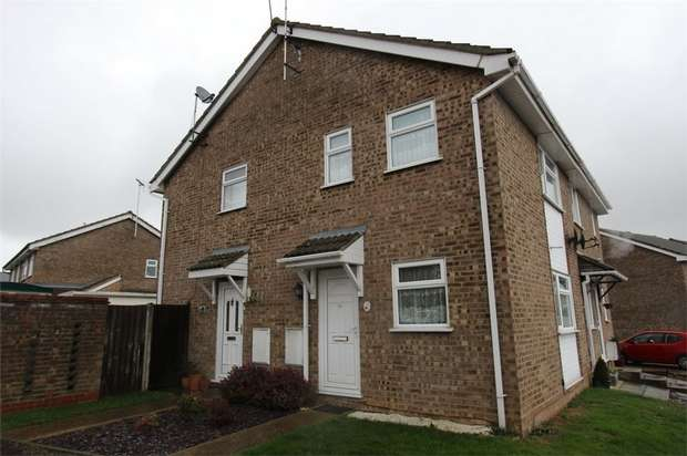 1 Bedroom Semi Detached House for sale in Old Mead, SOUTHEND-ON-SEA, Essex