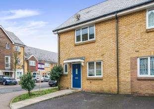 3 Bedrooms Terraced House for sale in Robinson Way, Northfleet, Gravesend, Kent