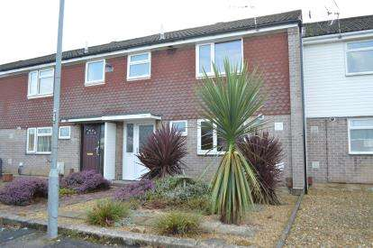 3 Bedrooms Terraced House for sale in Queens Park, Bournemouth, Dorset