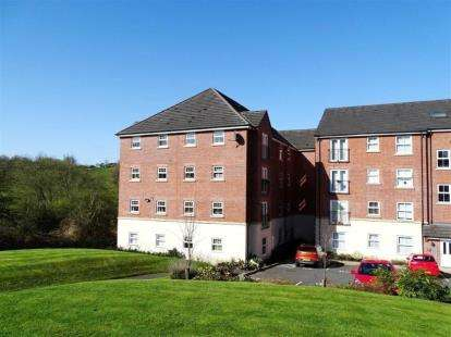 2 Bedrooms Flat for sale in Stonemere Drive, Radcliffe, Manchester, Greater Manchester, M26