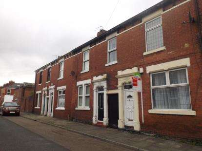 3 Bedrooms Terraced House for sale in Emmanuel Street, Preston, Lancashire