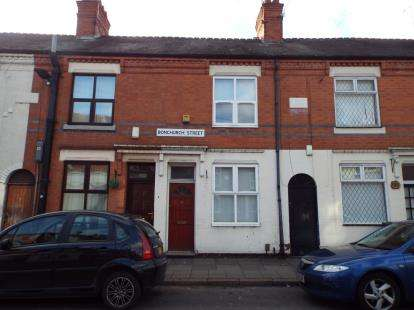 2 Bedrooms Terraced House for sale in Bonchurch Street, Woodgate, Leicester, Leicestershire