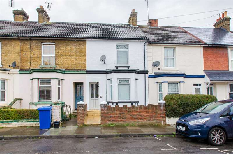 2 Bedrooms Terraced House for sale in Rock Road, Sittingbourne