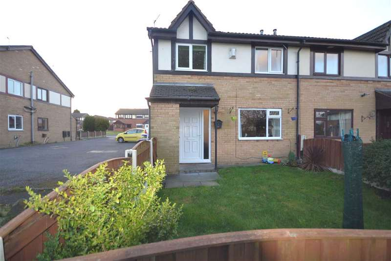 2 Bedrooms Semi Detached House for sale in Anthorn Road, Marsus Bridge, Wigan