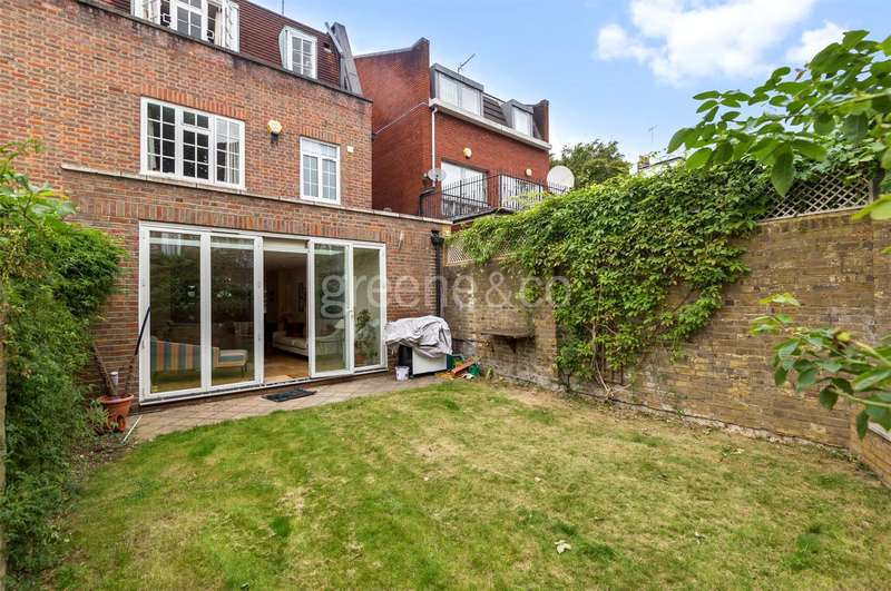 4 Bedrooms End Of Terrace House for sale in Fairfax Road, South Hampstead, NW6