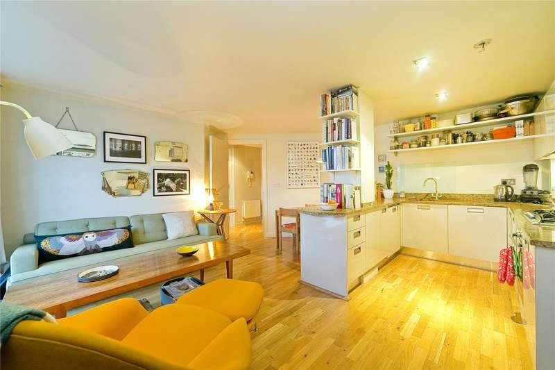 2 Bedrooms Flat for sale in Enfield Road, Hackney, N1