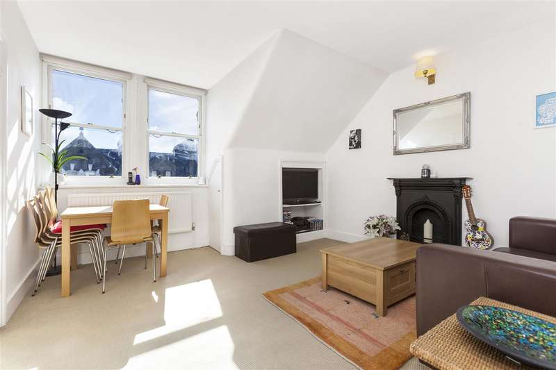 2 Bedrooms Property for sale in Glazbury Road, London, W14