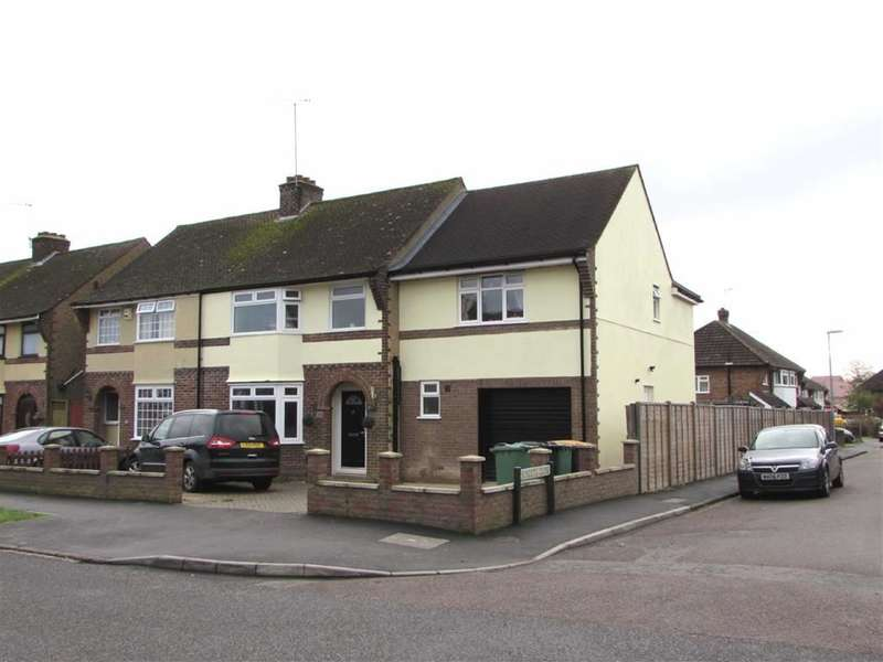 5 Bedrooms Property for sale in Suncote Avenue, Dunstable, Bedfordshire, LU6