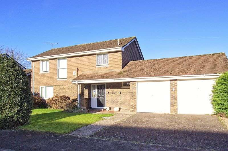 4 Bedrooms Detached House for sale in Ferndale Road, Chichester