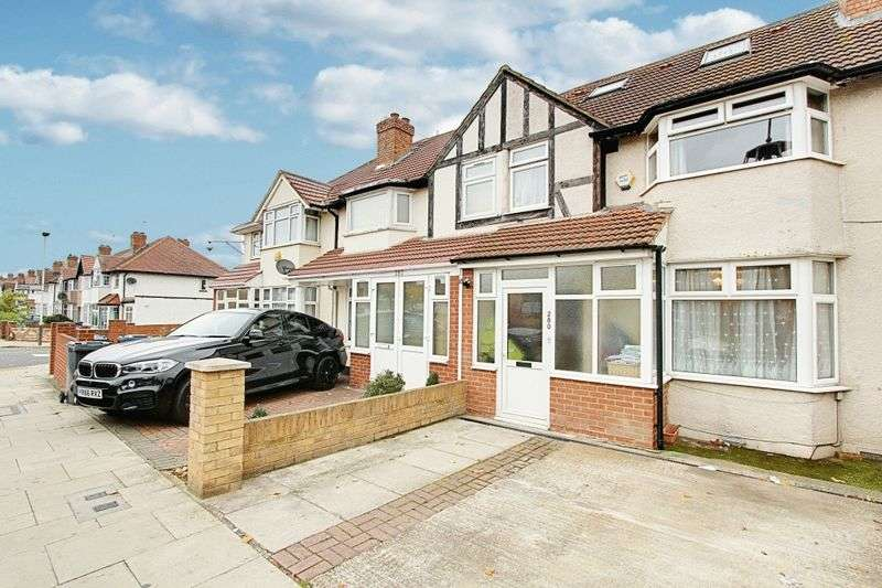 4 Bedrooms Terraced House for sale in Allenby Road