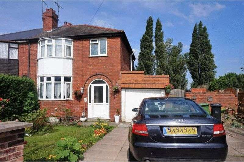 4 Bedrooms Semi Detached House for sale in St Marks Road, Dudley