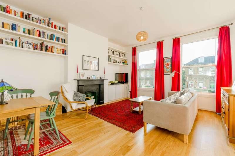 2 Bedrooms Flat for sale in Stroud Green Road, Stroud Green, N4
