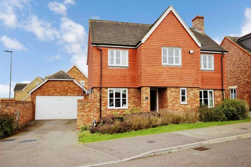4 Bedrooms Detached House for sale in Peacock Road, Bromham, Bedford