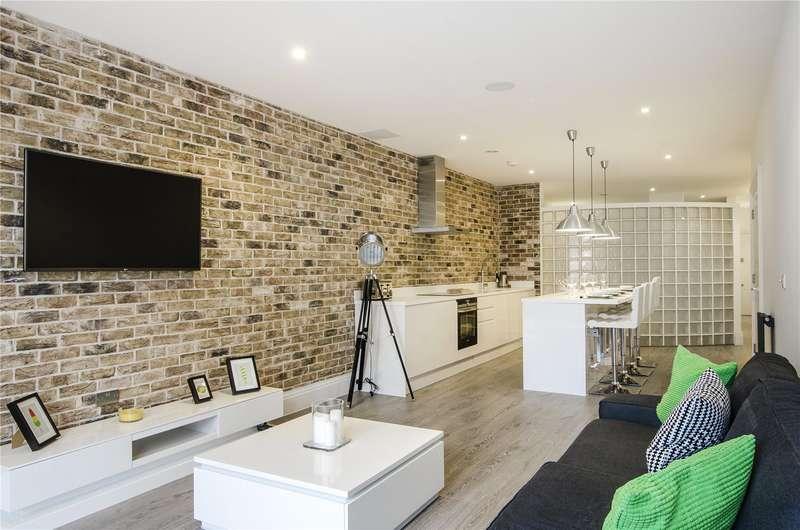 1 Bedroom Flat for sale in Hardwicks Square, London, SW18