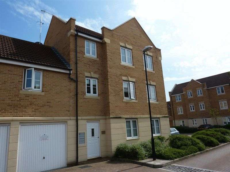 2 Bedrooms Flat for sale in Bristol South End, Bedminster